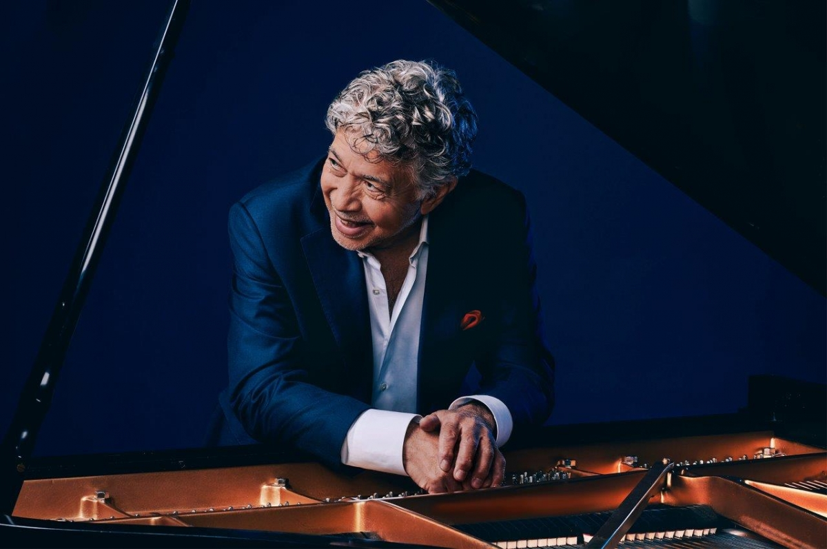 MONTY ALEXANDER & Kingston Harlem Express (Jamajka)